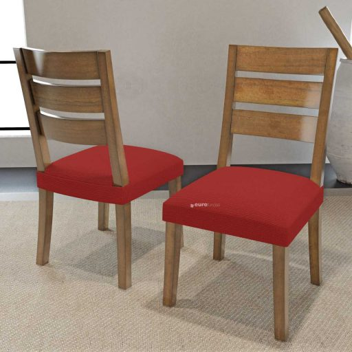 Funda sillas Inaya Rojo